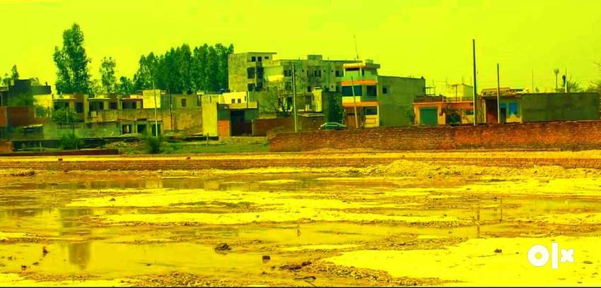 Developing Residential Plot at Faizabad Road