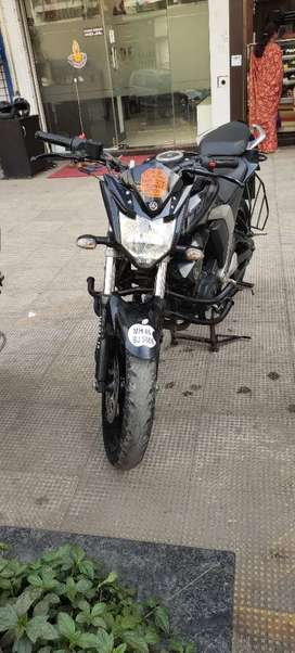 Version 2.0 Yamaha FZ insurance expired in August 2020