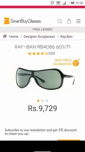 RB 4068 Ray Ban Curved Aviators