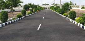 10 Acres Gated Community Plots Sqyd Rs.8,500 Only