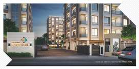 Opt an option of  3 BHK Flats with 3 Balconies   in Vasna Bhayli Road