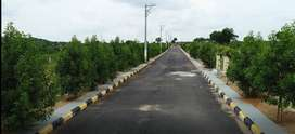 HMDA Approved Open plots for sale at Bonglur Gate Very Near Accenture