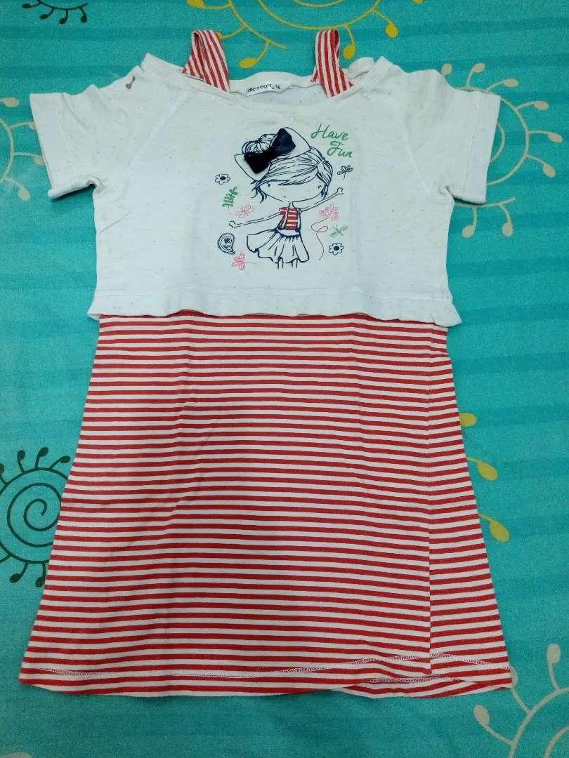 Dress/atasan anak preloved 0
