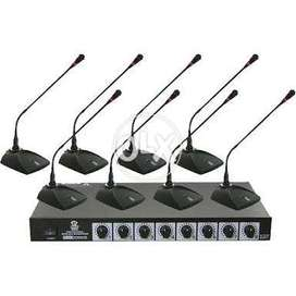 Audio Conference meeting system and Sound Systems