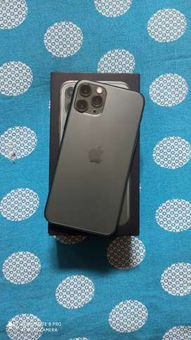 Iphone 11 pro 64 gb indian 25 days old 95000
