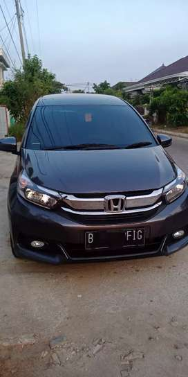 Honda Mobilio type E Manual Tahun 2018