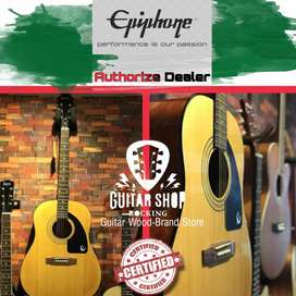 EPIPHONE DR100 jumboo acoustic guitar dibba packed 2 years warranty