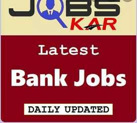 Apply now Bank Job