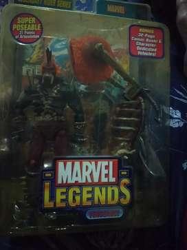 Marvel legends vengeance