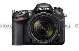 Kredit Nikon D7200