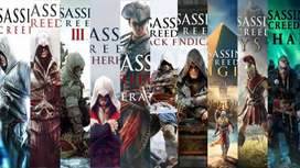 All type of pc games available