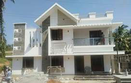 A NEW 4BHK 1800SQ FT 4.7CENTS HOUSE IN KOZHUKKULLY,THRISSUR