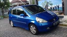 Honda Jazz 2004 IDSI AT Biru Plat AB Gunungkidul pajak hidup