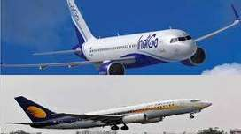 Urgent opening in  Airlines for various position  Airlines - Airport J