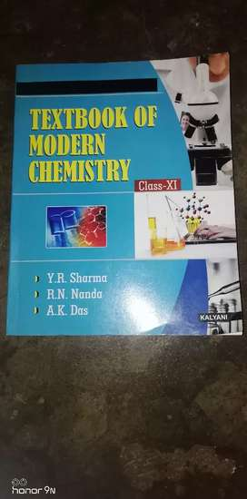 NCERT Book of Chemistry (+2 1st year)