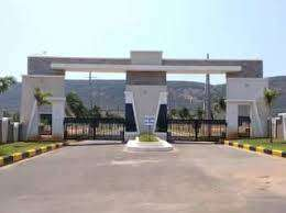 In one of the SEZ area, Atchuthapuram. Plots  for sale