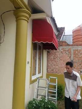 Kanopi untuk rumah modern