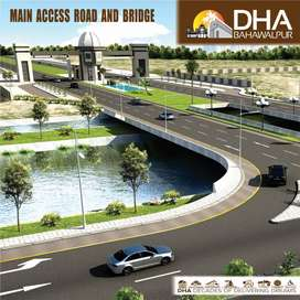 10 Marla Plot for sale in DHA BWP