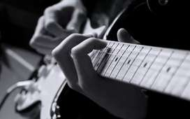 Guitar (Acoustic and Electric) Private Classes Available