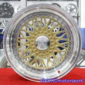 Velg - HSR RS JD35 HSR Ring.16 Lebar.8-9 EWAKO