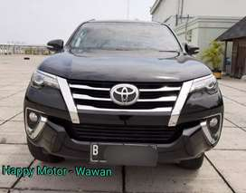 Toyota Fortuner 2.4 VRZ Diesel Matic 2016 low Km 48rb Tangan 1