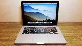 Macbook Pro 13 Inch Mid 2012 MD101 Core I5 2.5GHz SSD 240GB RAM 8GB