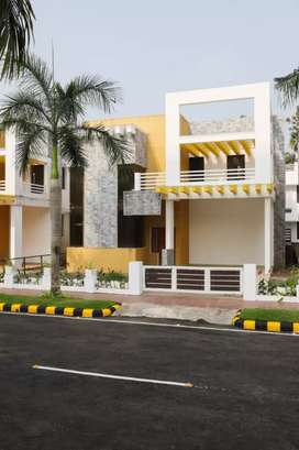 3 bhk 1650 sqft fully furnished gated villa flatt at aluva area
