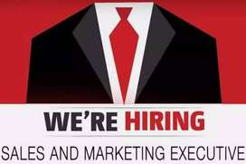 Marketing Executive required for a Catering Unit in Kochi