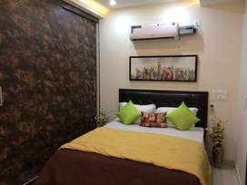 1 BHK FULLY FURNISHED FLAT AT SECTOR 127,KHARAR LANDRAN ROAD,MOHALI