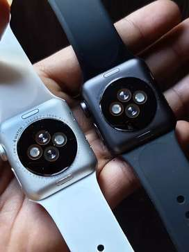 Apple Watch Series 2 , Size 42mm dan 38mm Fullset Mulus