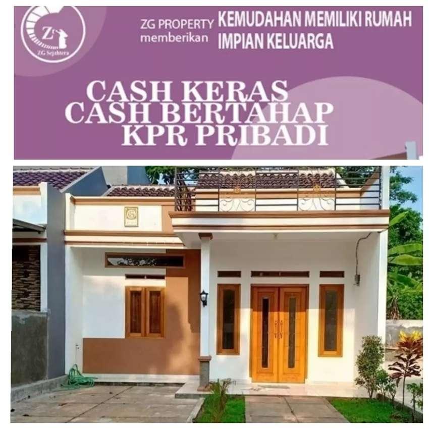 PROMO PANDEMI Dijual Rumah mewah minimalis citayam murah pd 0