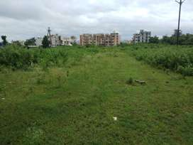 Plot for sale in covered campus near shahpura thana