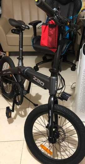 Sepeda Lipat Listrik HIMO Z20