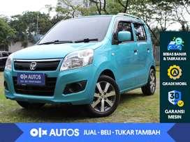 [OLXAutos] Suzuki Karimun Wagon 1.0 GL M/T 2014 Biru