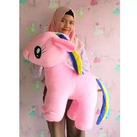 Boneka Kuda Pony Jumbo Murah