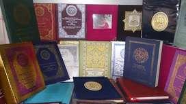 Buku Yasin banyak motif-motif