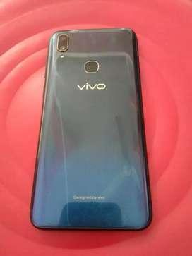 Vivo V11color. Starry night black