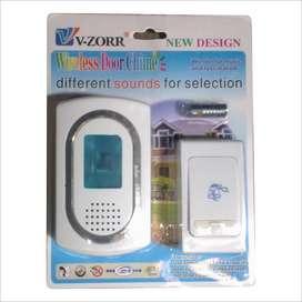 Bel Pintu New Tanpa Kabel Flazz Wireless Door Bell