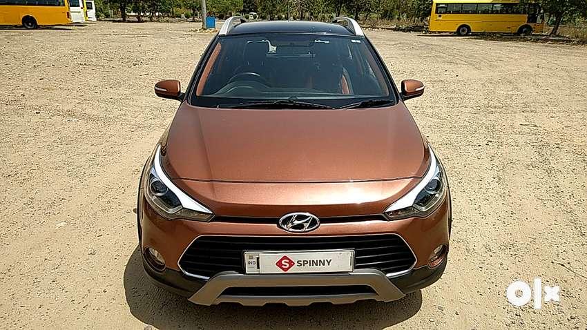 Hyundai i20 Active 1.4 SX, 2017, Diesel 0