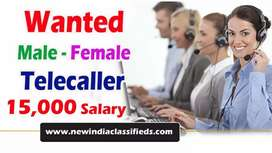 Urgent requirement for telecallers