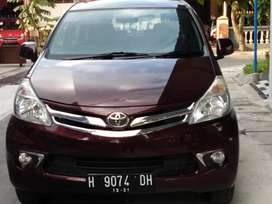 Toyota All New Avanza 1,3 type G  thn 2011 akhir Top Condition