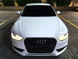 Audi A4 1.8T TFSI