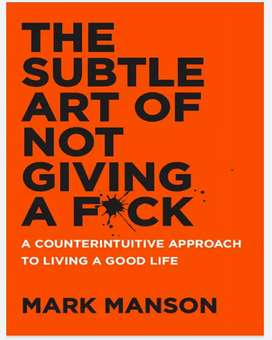 The Subtle Art of Not Giving a Fuck [eBook]