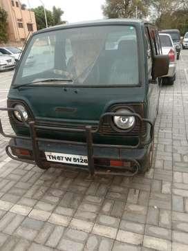 Maruti Suzuki Omni 5 STR BS-III, 1997, Petrol