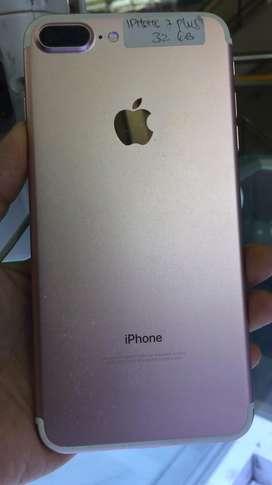 Jual hp iphone 7+