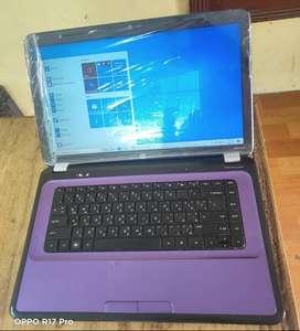 Hp Purple Intel i3/4gb/500gb Laptop