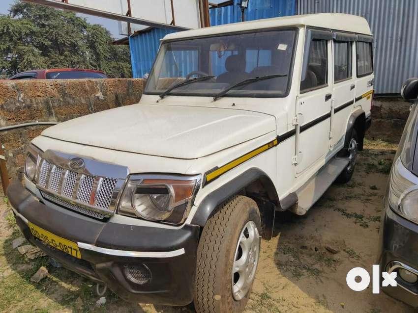Mahindra Bolero Plus BS III, 2014, Diesel 0