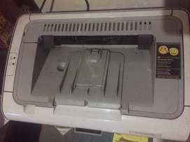Printer laser hp p1102