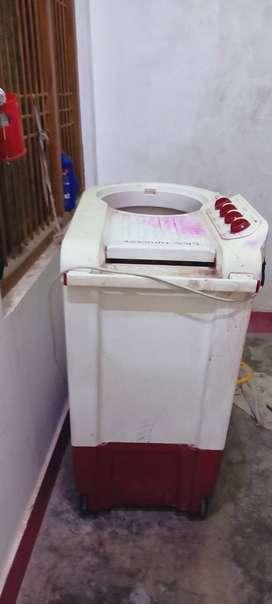 Whirlpool 7kg semi automatic