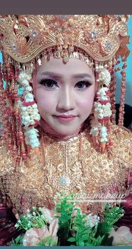 Make up perias pengantin & pesta